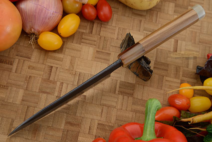 Half Twist Suminagashi Utility - Fruit Knife - 5 1/3 in. (135mm)