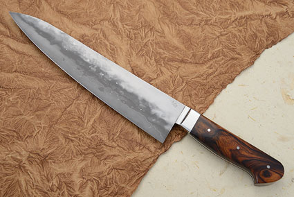 Chef's Knife (Gyuto) with Ironwood (10