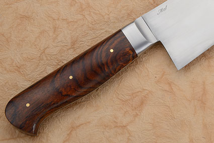 Chef's Knife (Gyuto) with Cocobolo (10