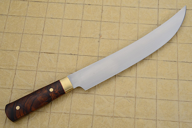 Scimitar with Desert Ironwood