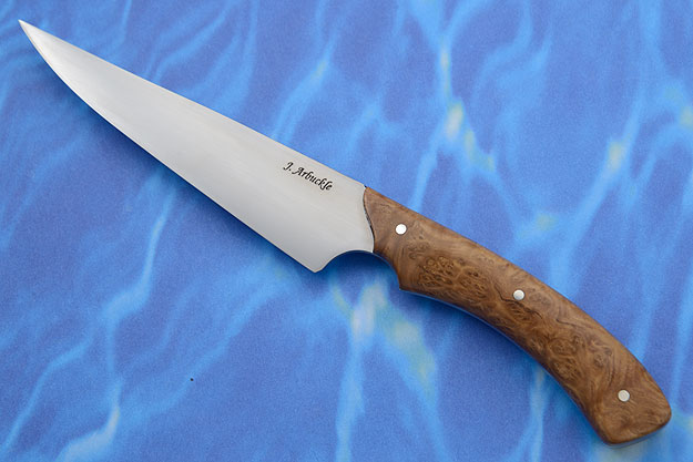 Slicer with Mallee Burl (5-1/4 in)