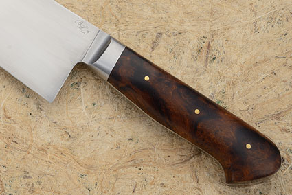 Chef's Knife (Gyuto) with Desert Ironwood (9-7/8 in)