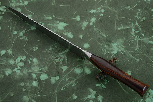 Chef's Knife (Gyuto) - San Mai with Ironwood (9-1/8