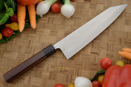 Hayabusa Chef's Knife - Kiritsuke Gyuto - 8-1/4 in. (210mm)