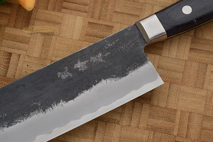 Chef's Knife/Vegetable Cleaver (Nakiri) - 6-1/2 in. (165mm), Western Handle