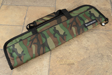 5 Pocket Knife Roll, Camouflage (2088-5/C)
