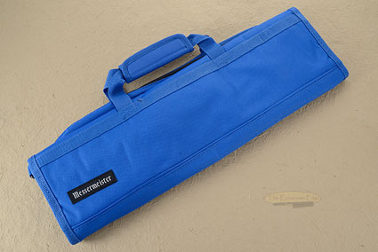 8 Pocket Knife Roll, Pacific Blue (2066-8/BL)