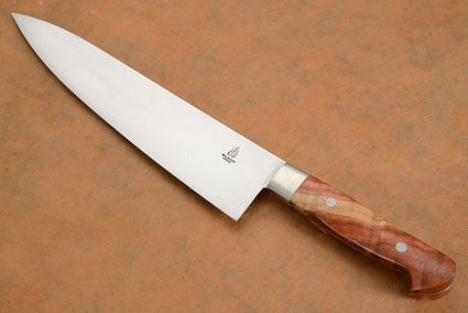 Chef's Knife (9-1/2) with Maple