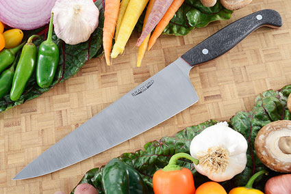 Chef's Knife with Carbon Fiber (9 in.)