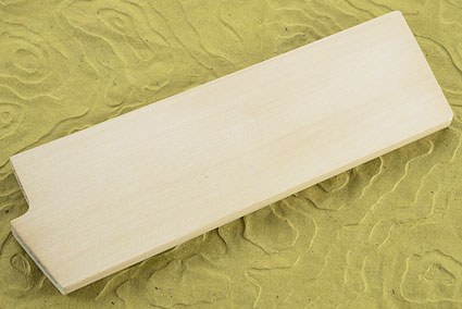 Saya (sheath) for Nakiri - 165mm - 6-3/4 in.