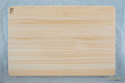 Large Hinoki Cutting Board (17-3/4 in x 11-3/4 in x 3/4 in) - DM0817
