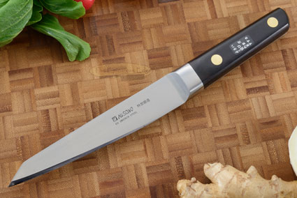 Misono Carbon Steel Boning Knife - Hankotsu - 5 3/4 in. (145mm) - No. 131 - Left Handed