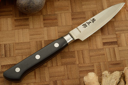 Carbon Steel Paring Knife - 83mm - 3-1/4 in.
