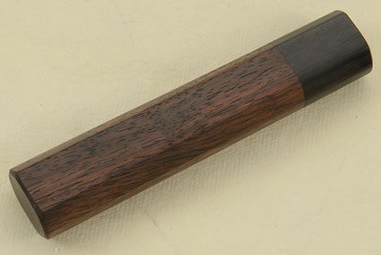 Handle (Macassar Ebony and Pakka Wood) -- Petty 75-120mm