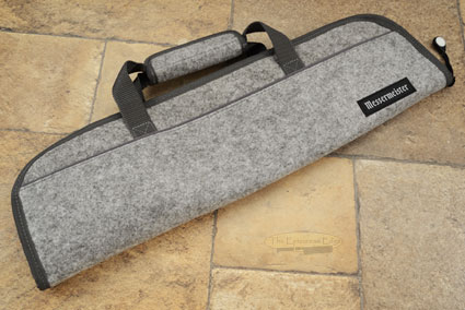 5 Pocket Knife Roll, Heather Gray Felt (1033-5/H)