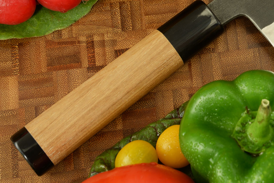 Half Twist Suminagashi Chef's Knife - Santoku - 7-1/8 in. (180mm)