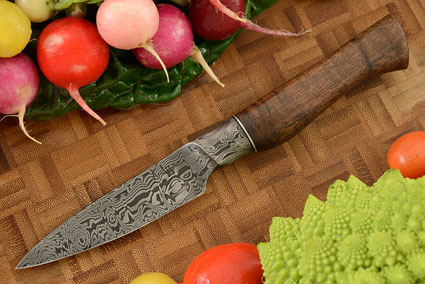 Integral Damascus Paring Knife (3-1/2