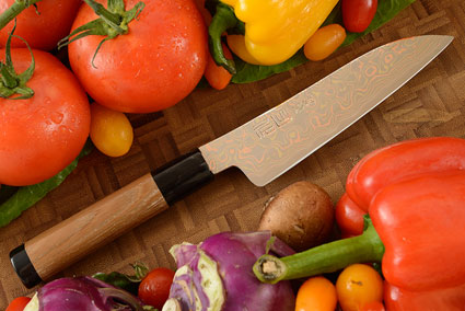 Yushoku Utility - Fruit Knife - 5 1/3 in. (135mm)
